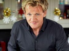 Bucatari celebri - Gordon Ramsay - Piept de rata caramelizat cu garnitura de fasole verde si alune