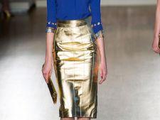 Tinutele metalice, outfitul perfect pentru Sarbatori
