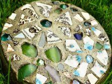 Cum sa realizezi mozaicuri artizanale uimitoare pentru gradina