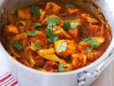 Curry de curcan cu cartofi din resturi ramase de la Revelion
