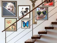 Idei de a decora peretii in mod artistic