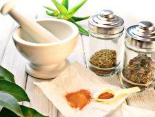 Condimente neobisnuite si rare folosite la gatit