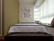 4 trucuri care te ajuta sa faci un dormitor mic sa para mai mare