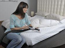 Cum cureti si improspatezi salteaua pentru a te bucura de un somn linistit