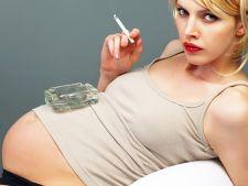 Alcoolul si tutunul consumate in sarcina cresc riscul de homosexualitate