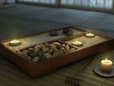 Cum iti poti crea o minigradina Zen si ce beneficii uimitoare are