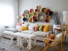 Farfuriile, un element surprinzator pentru decorarea peretilor