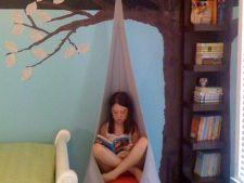 Idei uimitoare de a decora biblioteca din camera copiilor