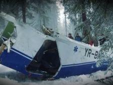Noi detalii din ancheta accidentului aviatic din Apuseni: