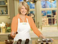 Bucatari celebri - Invata sa prepari o reteta unica de negresa de la Martha Stewart!