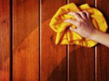 Prepara-ti produsele pentru curatat si lustruit mobila la tine acasa. Iata cum