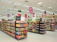 Standuri separate cu produse care expira in trei zile in marile magazine