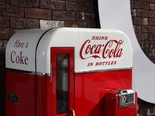 Coca-Cola revine la dozator