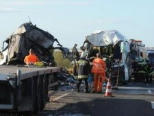 Accident teribil in Argentina: 18 morti
