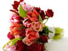 5 buchete de flori romantice de daruit de Valentine's Day