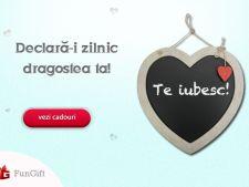 Sarbatoreste luna iubirii cu FunGift.ro!