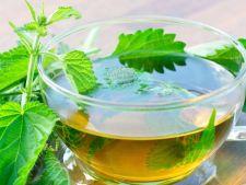 Ceaiul de urzica: 6 beneficii incontestabile pentru organism