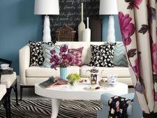Adu frumusetea salbatica in casa ta! Foloseste animal printurile in decorul interior