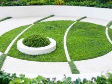 6 maniere surprinzatoare de a decora gazonul