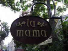 Restaurantul La Mama – mancare si atmosfera banala