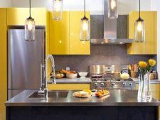 5 culori in tendinte perfecte pentru o bucatarie moderna