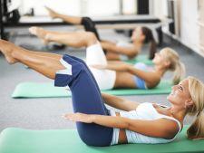 5 miscari de Pilates care te vor ajuta sa arzi caloriile rapid
