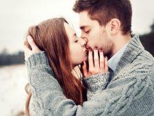 Beneficii neasteptate ale sarutului asupra sanatatii