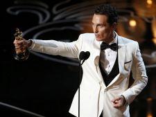 De ce Matthew McConaughey i-a suflat Oscarul lui Leonardo DiCaprio