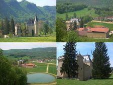 Case de lux: un castel ca-n povesti in muntii Jura, estimat la 53 milioane de euro