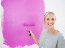 Vrei un decor feminin in casa ta? Rozul este culoarea perfecta. Iata cum o poti folosi pentru un dec