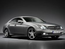 590111 0901 mercedes CLS Grand Edition