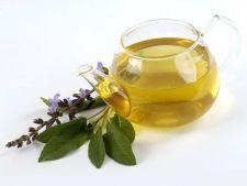 Beneficiile ceaiului de salvie, o planta-minune pentru sanatatea ta!