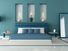 Decoreaza-ti casa intr-o culoare de primavara: albastru linistitor