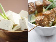 Tofu, branza vegetariana. 5 moduri savuroase de a gati acest aliment in post