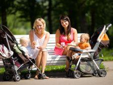 Iti tii bebelusul frecvent in carucior? Iata ce efect are acest obicei asupra creierului copilului!