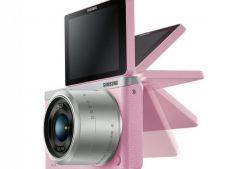 Samsung a lansat NX Mini, camera foto ideala pentru selfies