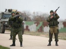 Crimeea cucerita, Rusia pregateste un atac in forta in Ucraina?
