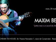 Patria mea e un acord de chitara - concert Maxim Belciug