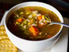 Supa italieneasca de legume