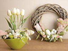 Idei creative pentru decorarea casei de Paste