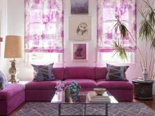 Cum sa inserezi Radiant Orchid, culoarea anului 2014, in decorul casei tale