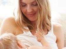 De ce este mai bina sa iti alaptezi bebelusul: 8 motive de la experti
