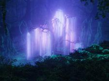 Bulevardele viitorului: Copaci bioluminiscenti in loc de lampi stradale
