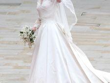 Celebritati in ziua nuntii. Iata 10 dintre cele mai inedite rochii de mireasa purtate de vedete