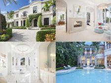 Case de lux: locuinta somptuoasa de inspiratie europeana din paradisul iahturilor Boca Raton