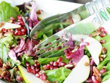 Salata cu pere si rodii