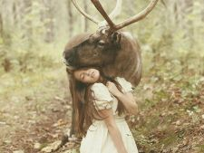 Set de fotografii uimitoare cu animale salbatice: Iata cat de aproape este natura