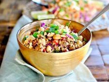 4 salate rapide si satioase sub 100 de calorii