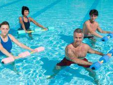 Exercitiile in apa calda mai sanatoase ca medicamentele pentru tensiunea arteriala