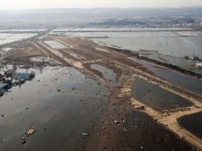 Japonezii, loviti de valuri tsunami noaptea trecuta
